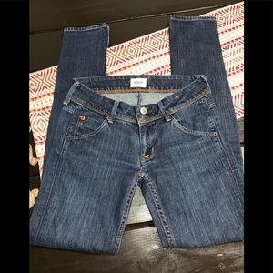 Hudson skinny size 24